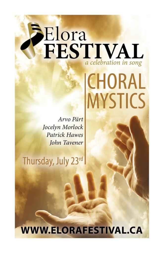 Choral Mystics Insert