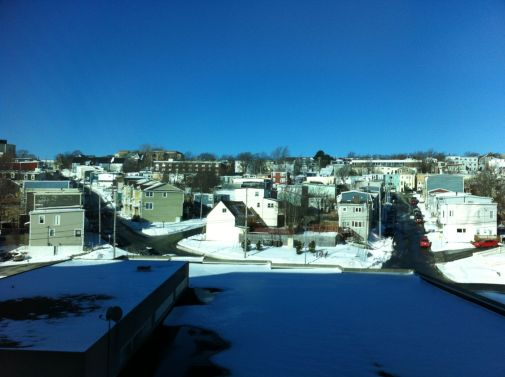 Newfoundland Sky