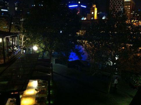 South Bank at night