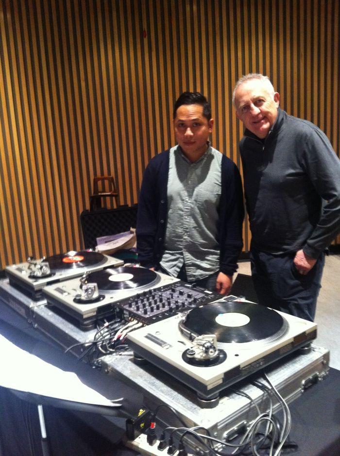 BT and DJ P-Love
